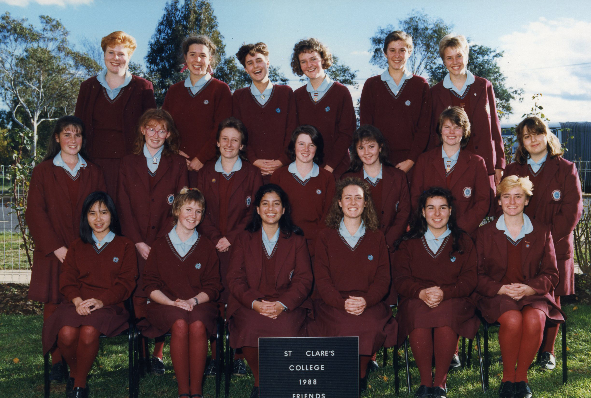 5f137eab1aa36 Our History. Until 1959 St Christopher s Convent at Manuka was the only secondary  school in ...